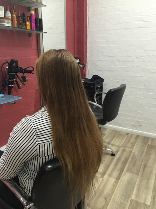 New Aura Hair Extension Specialists Aylesbury Buckinghamshire